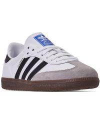 cbb88f3697420 adidas - Originals Samba Og Casual Sneakers From Finish Line - Lyst