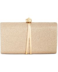 INC International Concepts - I.n.c. Dinaa Knot Sparkle Clutch, Created For Macy's - Lyst
