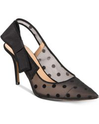 INC International Concepts - Coletta Slingback Pointed Toe Pumps, Created For Macy's - Lyst