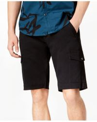 "INC International Concepts - Shook Cargo 11"" Shorts, Created For Macy's - Lyst"