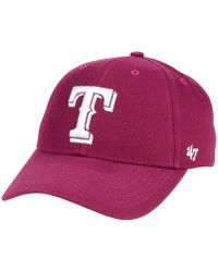 save off e7bc8 d1987 Nike Texas Rangers Micro Cap in Blue for Men - Lyst
