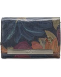 Patricia Nash - Cametti Printed Leather Wallet - Lyst