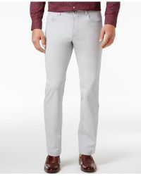 INC International Concepts - Stretch Slim-fit 5 Pocket, Created For Macy's - Lyst