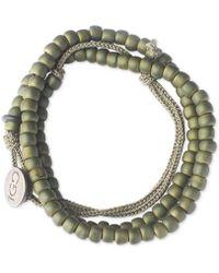 100 Good Deeds - Olive Bracelet - Lyst