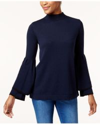 Style & Co. - Bell-sleeve Sweater - Lyst