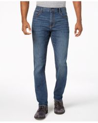 American Rag - Straight-fit Stretch Jeans, Created For Macy's - Lyst