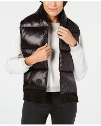DKNY - Quilted Puffer Scarf, Created For Macy's - Lyst