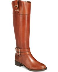 INC International Concepts | Frankii Riding Boots | Lyst