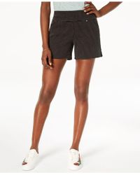 INC International Concepts - I.n.c. Dotted Pull-on Shorts, Created For Macy's - Lyst