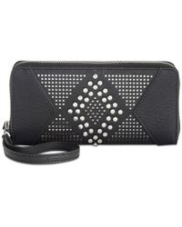 INC International Concepts   Hazell Perforated Wallet, Created For Macy's   Lyst