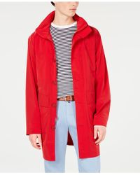Tommy Hilfiger Modern-fit Hopkins Raincoat