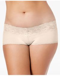 Cosabella - Never Say Never Hottie Cheeky Hot Pants Never0741p - Lyst