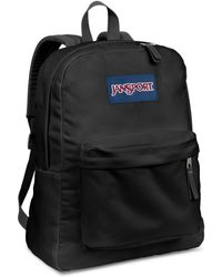 Jansport - Superbreak Backpack In Black - Lyst