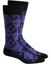 Alfani - Seahorse Socks, Created For Macy's - Lyst