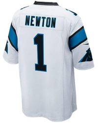 Nike - Men's Cam Newton Carolina Panthers Limited Jersey - Lyst