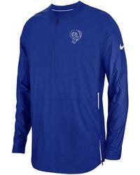 Nike - Los Angeles Rams Lockdown Jacket - Lyst