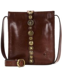 Patricia Nash - Studded Hardware Venezia Small Crossbody - Lyst