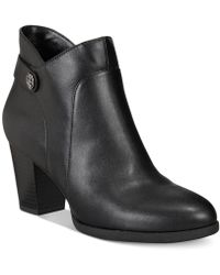 Giani Bernini - Abalina Booties - Lyst