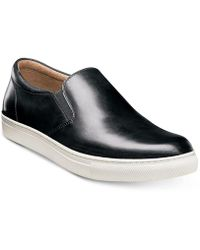 Florsheim - Verge Double Gore Slip-on Sneakers, Created For Macy's - Lyst