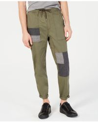 American Rag - Patchwork Cuffed Chinos, Created For Macy's - Lyst