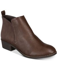 American Rag - Cadee Ankle Booties, Created For Macy's - Lyst