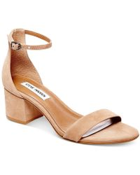 Steve Madden - Irenee Dress Sandals - Lyst