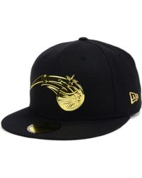 KTZ - Orlando Magic Current O'gold 59fifty Cap - Lyst