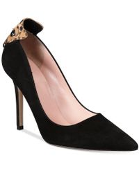 Kate Spade - Lina Pointed-toe Pumps - Lyst