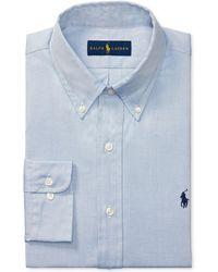 Polo Ralph Lauren - Pinpoint Oxford Solid Dress Shirt - Lyst