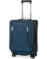 "Victorinox | Werks Traveller 5.0 20"" Carry-on Dual Caster Spinner Suitcase 