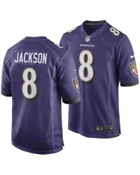 1e532db6 Nike Men's C.j. Mosley Baltimore Ravens Game Jersey in White for Men ...