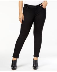 Lucky Brand - Trendy Plus Size Ginger Skinny Jeans - Lyst