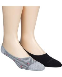 Cole Haan - 2-pk. No-show Socks - Lyst