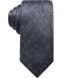 Alfani   Men's Reed Dash Silk Tie, Created For Macy's   Lyst