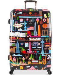 """Heys - Fvt Usa 30"""" Hardside Spinner Suitcase - Lyst"""