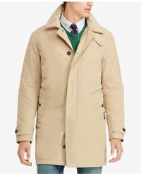Polo Ralph Lauren - Big & Tall Letterman Down Jacket - Lyst