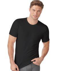 CALVIN KLEIN 205W39NYC - Men's Cotton Stretch Crew-neck T-shirt 2-pack - Lyst