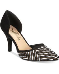Callisto - Viona D'orsay Pointed Toe Court Shoes, Created For Macy's - Lyst