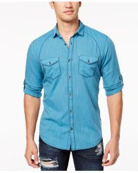 INC International Concepts - Vera Shirt, Created For Macy's - Lyst