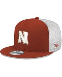 best service 9e106 4ef81 KTZ Nebraska Cornhuskers 2 Tone Neo 39thirty Fitted Cap in Red for Men -  Lyst