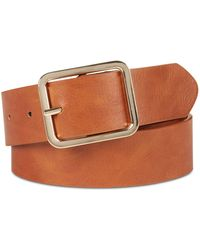 INC International Concepts - I.n.c. Casual Solid Belt, Created For Macy's - Lyst