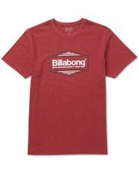 Billabong - Pacific Logo-print T-shirt - Lyst
