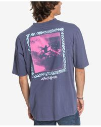Quiksilver - Elray Cove Graphic-print T-shirt - Lyst