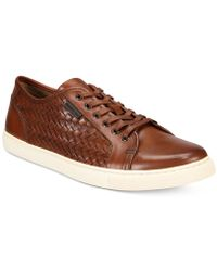 Kenneth Cole - Men's Bring About Sneakers - Lyst