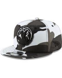 new concept 3e22b 7a179 KTZ Minnesota Timberwolves City Series 59fifty Fitted Cap in Gray for Men -  Lyst