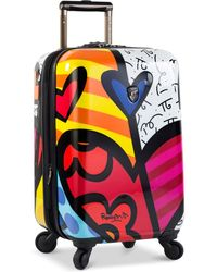 "Heys - Britto New Day 21"" Hardside Spinner Suitcase - Lyst"