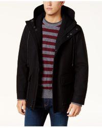 Cole Haan - Men's Wool Coat - Lyst