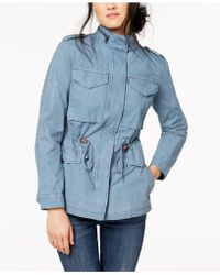 Levi's - ® Lightweight Cotton Field Jacket - Lyst