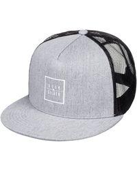 Quiksilver - Clip Charger Trucker Hat - Lyst