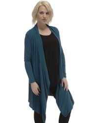Yala Designs - Yala Hilary One Size Viscose From Bamboo Lightweight Sweater Wrap - Lyst